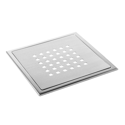 Floor Drain Cover Stockholm Lux From Tebo Byggtillbeh 246 R